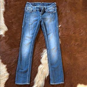 Vigoss Jeans - Vigoss Straight Leg Jeans